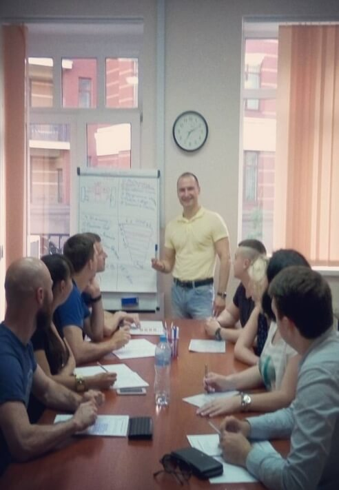 Корпоративное обучение от компании Pro Business Center