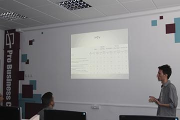 <span>«Создание проектного офиса при Министерстве молодежи и спорта»</span>