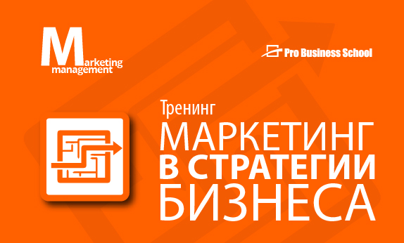 Маркетинг в стратегии бизнеса