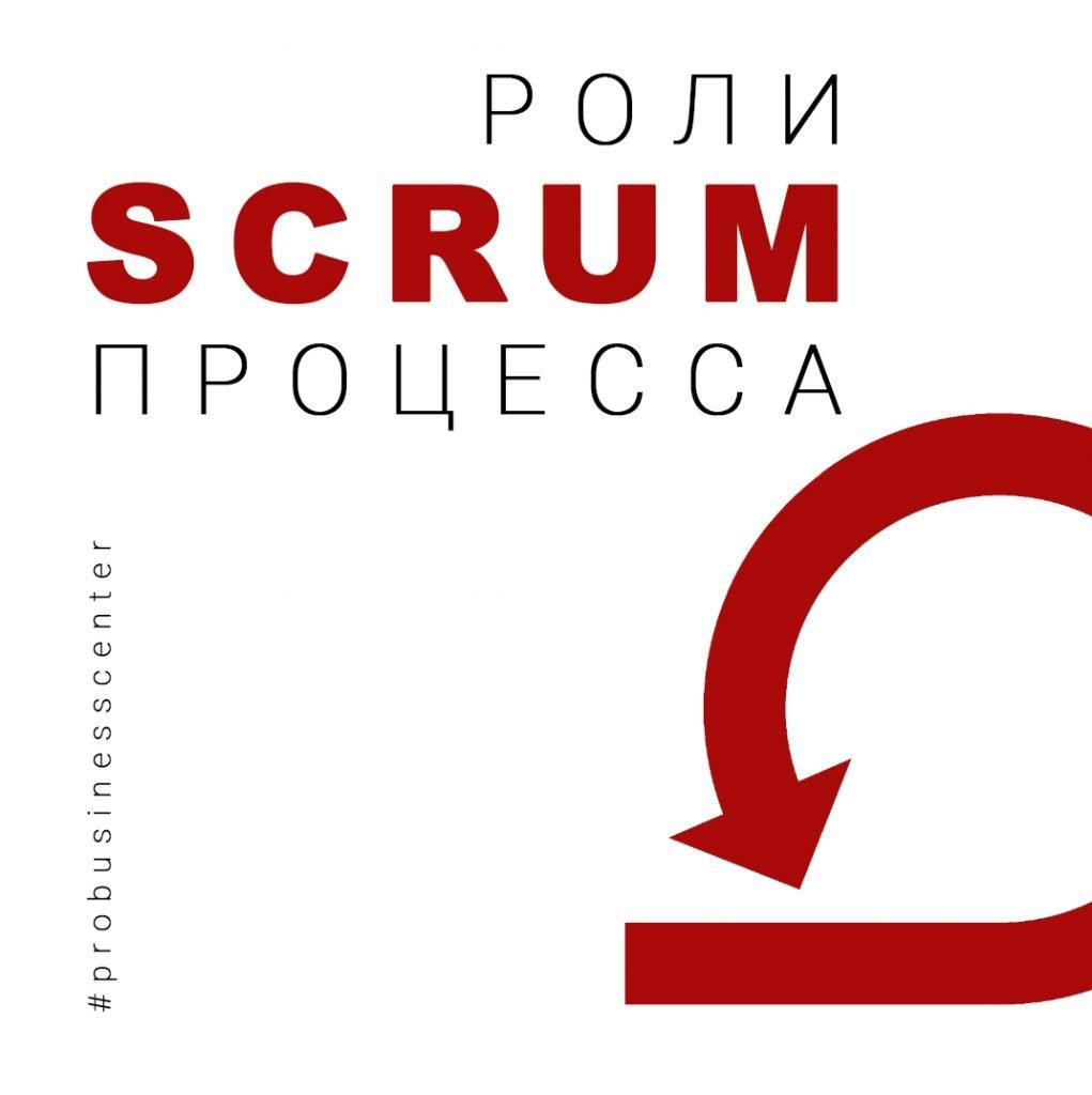 РОЛИ SCRUM-ПРОЦЕССА