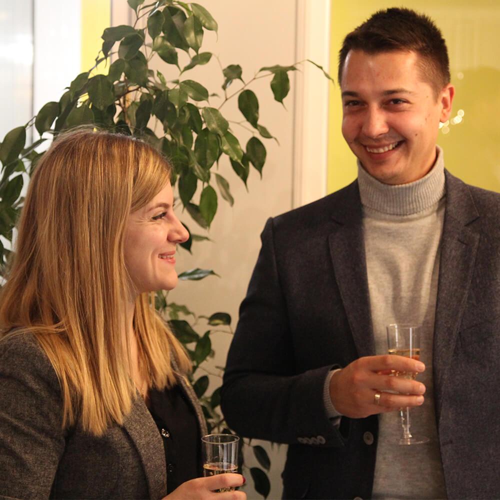 Открытие Pro Business Hub